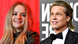 Joey King vuole abbracciare Brad Pitt sul set di