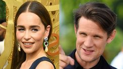 Emilia Clarke e Matt Smith di The Crown sono una coppia? Un crossover da sogno