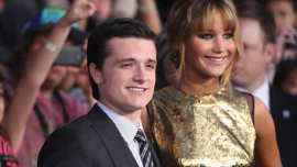 Josh Hutcherson ha rivelato di essere ancora BFF di Jennifer Lawrence e Liam Hemsworth