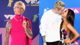 Machine Gun Kelly ha rivelato come reagì quando il BFF Pete Davidson chiese la mano di Ariana Grande