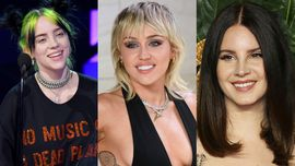 Miley Cyrus lancia l'idea di un supergruppo con Billie Eilish e Lana Del Rey
