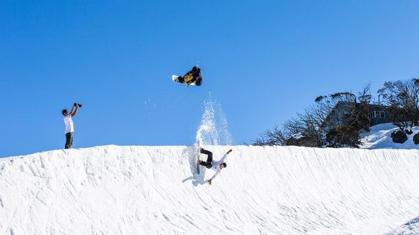 La big reunion dei rider Quiksilver: alla scoperta del team 2020 [VIDEO DI SNOWBOARD]