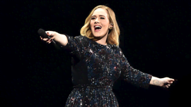 Adele: c'è chi pensa che potrebbe pubblicare un nuovo singolo a novembre