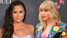 Demi Lovato si rifiuta di essere zittita e ha citato Taylor Swift come esempio