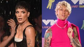 Machine Gun Kelly e Halsey sono due ex nel video di