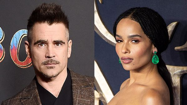 The Batman: le foto dal set, Colin Farrell (irriconoscibile) Pinguino e Zoë Kravitz Catwoman