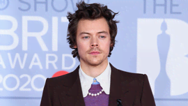 Harry Styles in versione dog sitter: Emma Corrin di