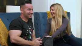 Com'è andato il baby shower di Mike The Situation e Lauren di Jersey Shore