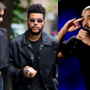 Dalla ex Bella Hadid a Drake: le star che supportano The Weeknd contro i Grammy Awards