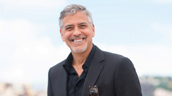 I gemelli di George Clooney parlano italiano e lo usano per trollare il papà