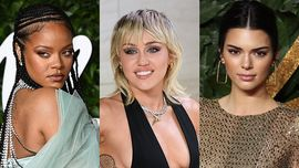 Rihanna, Miley, Kendall: tutte pazze per il (mega) cappello di peluche