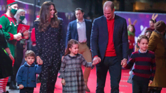 Il sorriso del principe Louis è irresistibile, nella cartolina di Natale 2020 di Kate e William