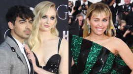 Sophie Turner ha eletto Joe Jonas