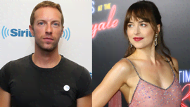 Chris Martin e Dakota Johnson sono andati a convivere