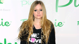 Avril Lavigne: nel video di
