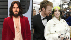 Jared Leto era già un fan di Billie Eilish e Finneas prima che diventassero famosi