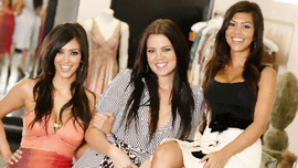 Khloé Kardashian ha rivelato che il reality di famiglia era nato solo come riempitivo