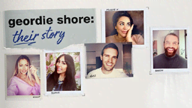 Geordie Shore Their Story: Gary, Marnie, Holly, Sophie e Aaron ti raccontano la storia delle loro vite