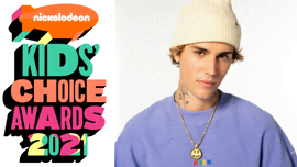 Justin Bieber si esibirà ai Kids' Choice Awards 2021!