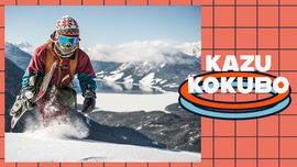Kazu Kokubo: un rider zen, per video di snowboarding hardcore! [VIDEO DI SNOWBOARD]
