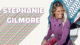 Stephanie Gilmore: 8 secondi con la regina del surf [VIDEO DI SURF]