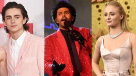The Weeknd: da Timothée Chalamet a Sophie Turner, le star che hanno adorato l'esibizione al Super Bowl