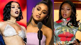 Ariana Grande, Doja Cat e Megan Thee Stallion si godono una giornata tra donne nel video di