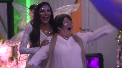 La nonna di Abbie torna come special guest al party a tema fate di Geordie Shore 21