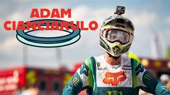 La potenza del motocross con Adam Cianciarulo [VIDEO MOTOCROSS]