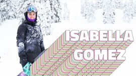 On the mountain con Isabella Gomez: i trick che muovono le montagne [VIDEO DI SNOWBOARD]