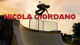 Nicola Giordano: il rider del team DC che insegue il tempo [VIDEO DI SKATEBOARD]