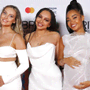 Le Little Mix e il loro pancioni hanno brillato ai BRITS 2021: i look di una nuova era