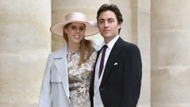 La principessa Beatrice sta aspettando il suo primo figlio con il marito Edoardo Mapelli Mozzi