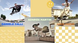 In giro per l'Italia con tre rider DC: tra trick e cadute epiche [VIDEO DI SKATEBOARD]