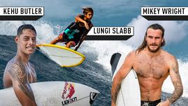 Uno spettacolare viaggio verso sud con i surfer Kehu Butler e Mikey Wright [Video surf]