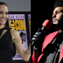 Angelina Jolie e The Weeknd a cena insieme per la seconda volta