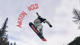 Austin Vizz al Wood Ward Park City: snowboard 4 stagioni [VIDEO DI SNOWBOARD]